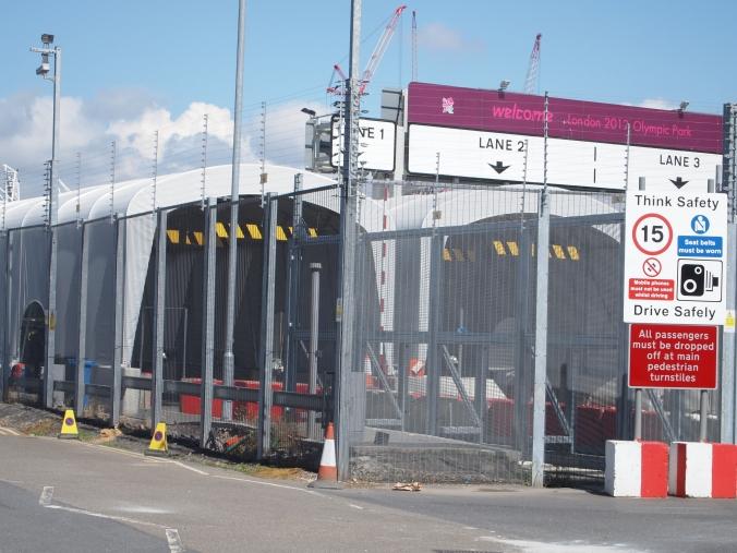OIympics construction
