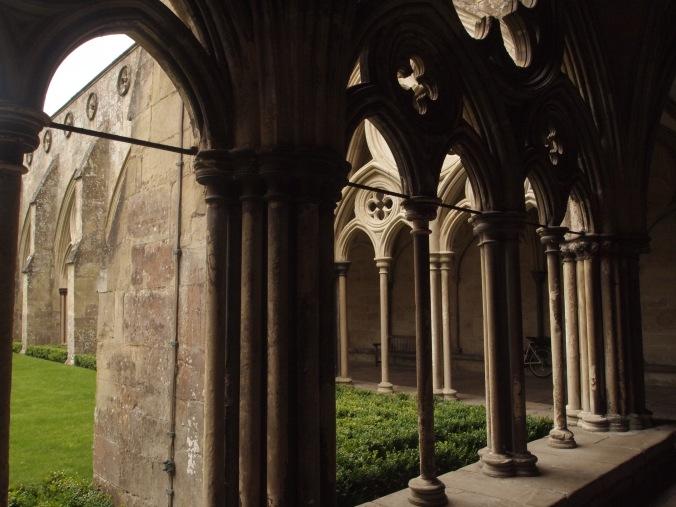 Salisbury cloisters