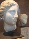 Artemis heads