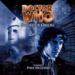 cover of Big Finish's Sword of Orion